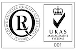 ISO 9001 and UKAS